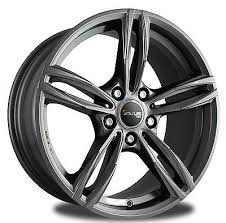 AVUS <b>RACING</b> AC-MB3 9,5x19 <b>5x120</b> ET44 Black Polished ...