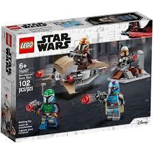 Купить <b>конструктор LEGO Star Wars</b> Мандалорианский боевой ...