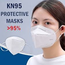 <b>KN95 Face Mask</b> Anti-fog Disposable Masks <b>Dust-proof</b>, Breathable ...