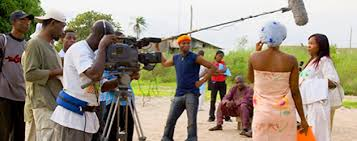 Nollywood... In Production