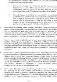 employment salary administration handbook for non bargaining grade salary ba