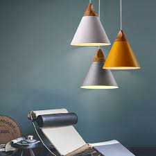 <b>Modern Wood LED</b> Ceiling <b>Pendant</b> Light | <b>Modern</b>.Place