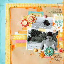 ideas for quick scrapbook page titles michelle