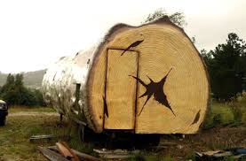 Essal  March Log Cabin Tree House
