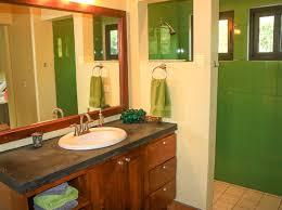 green bathroom screen shot:  screen shot    at  am