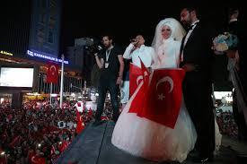 Kızılay'dan binlerce kişi Meclis'e yürüdü