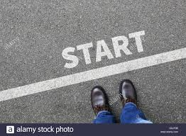 start starting running race begin beginning businessman business start starting running race begin beginning businessman business man concept career goals motivation vision