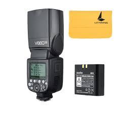 Godox V860II-C 2.4G Wireless E-TTL II Li-on Camera Flash ...