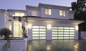 The 7 Benefits of <b>Modern Glass</b> Garage Doors