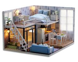 <b>DIY Miniature Dollhouse</b> Penthaus – Pokadoll
