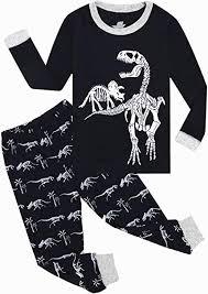 Qtake Fashion Boys Pajamas Planet Winter Long ... - Amazon.com