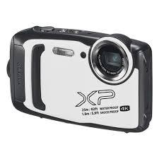 Цифровой <b>фотоаппарат Fujifilm FinePix</b> XP140 White — купить в ...