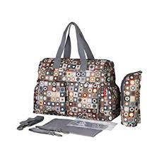 <b>Insular Baby Bag</b> For Mums With <b>Changing</b> Mat Large Waterproof ...