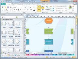 sdl diagram software   create sdl diagrams rapidly with examples    sdl diagram software