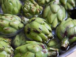 knife skills how to clean trim and prepare artichokes serious 20150320 artichoke prep vicky wasik 1 jpg