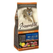 <b>Сухой корм</b> для собак <b>Primordial Grain</b> Free Adult All, тунец ...
