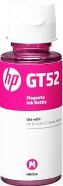 <b>Чернила HP</b> GT52 (M0H55AE), пурпурный, для струйного ...