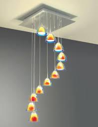 hand blown glass pendants residential lighting blown glass lighting pendants