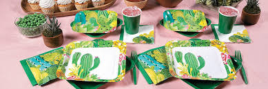 <b>Cactus Party Supplies</b> | Oriental Trading
