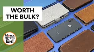 50+ Tested! What's the BEST <b>Wallet Cases</b> for the <b>iPhone</b> XR, XS ...