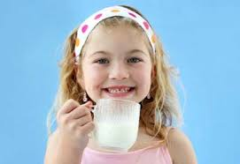 Survey: Susu Anak Umur Dua Tahun