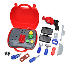 compare prices on builders tools online shopping buy low price 19pcs set simulation builder tool set plastic children kid cosplay builder construction tool box diy