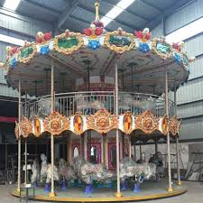 Image result for double deck er carousel