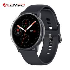 <b>LEMFO SG2 Full</b> Touch Amoled 390*390 HD Screen ECG Smart ...