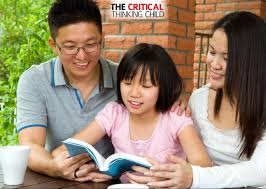 Reading to Children is Key to Future Critical Thinking Skills     The Critical Thinking Child Difference