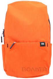 маленький <b>рюкзак для города Xiaomi</b> MI Mini Backpack 10L orange