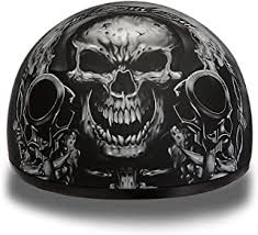 Skull Motorcycle Helmet - Amazon.com