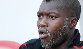 Djibril Cisse. Djibril Cissé: chicken fan? Photograph: Lee Smith/Action Images. The Mill woke up this morning in a cold sweat with the realisation that Kia ... - Djibril-Cisse-001