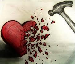 Afbeeldingsresultaat voor gebroken hart