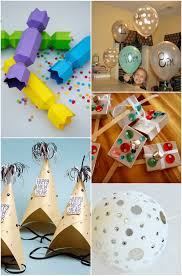New Year Craft Ideas Ringing The New Year Top Years Eve Crafts For Kids
