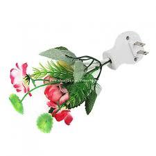 US Plug Home Bedroom Decoration Light Sensor Changable <b>LED</b> ...