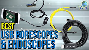 <b>7</b> Best <b>USB</b> Borescopes & Endoscopes 2017 - YouTube