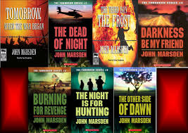 readers in the mist >john marsden tomorrow series
