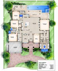 Monster house  Plan plan and Stalls on PinterestLuxury Style House Plans   Square Foot Home  Story  Bedroom and