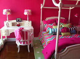 Pottery Barn Girls Bedroom My Daughters Bedroom Pottery Barn Teen Bed And Desk Bedding From