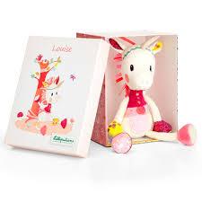 """<b>Lilliputiens</b> игрушка """"Единорожка Луиза""""; подарочная упаковка ..."""