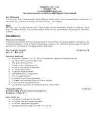 executive assistant resume in atlanta s assistant lewesmr sample resume sle cfo resume executive administrative assistant