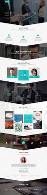 corporate and business web templates psd avalon