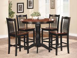 Five Piece Dining Room Sets Dining Room Countertop Tables And Chairs Counter High Dining