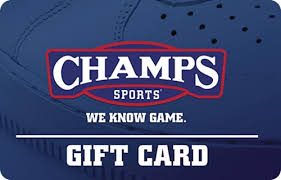 Amazon.com: Champs Sports Gift Card - Email Delivery: Gift Cards