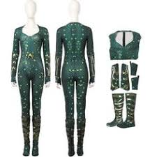 2018 <b>Aquaman Cosplay Costume Arthur Curry</b> Deluxe Suit | photos ...
