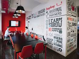 daily inspiration 2369 graphic design office spacegraphic designer officecool cool office space idea funky