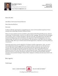 letter of recommendation state farm west suburban wellness letter of recommendation hendrickson