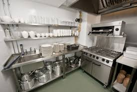 Small Commercial Kitchen