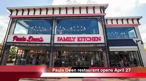 deen stores restaurants kitchen island: paula deens family kitchen pigeon forge restaurant opens