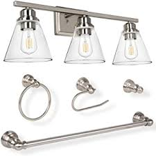 Vanity Lighting Fixtures - LED / Vanity Lights / Wall ... - Amazon.com